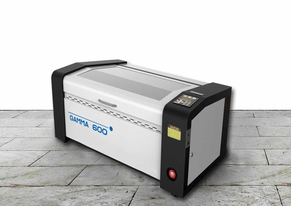 Taglio Laser a CO2 Gamma 600